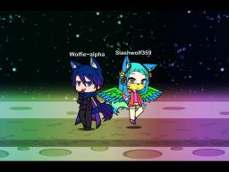 Slash and Wolfie