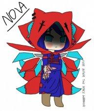 Nova The Space Warrior