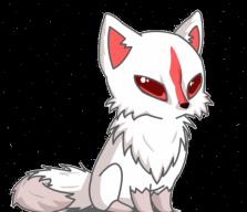 gacha shy fox