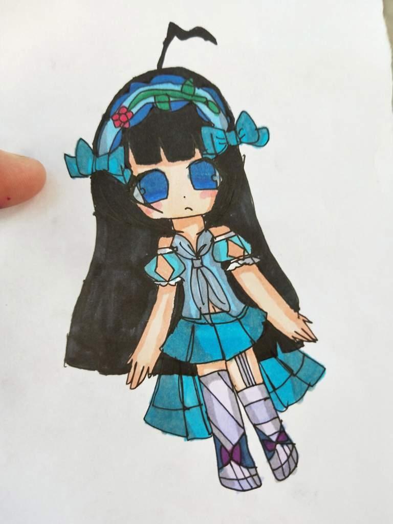 Chibi Nagisa Art