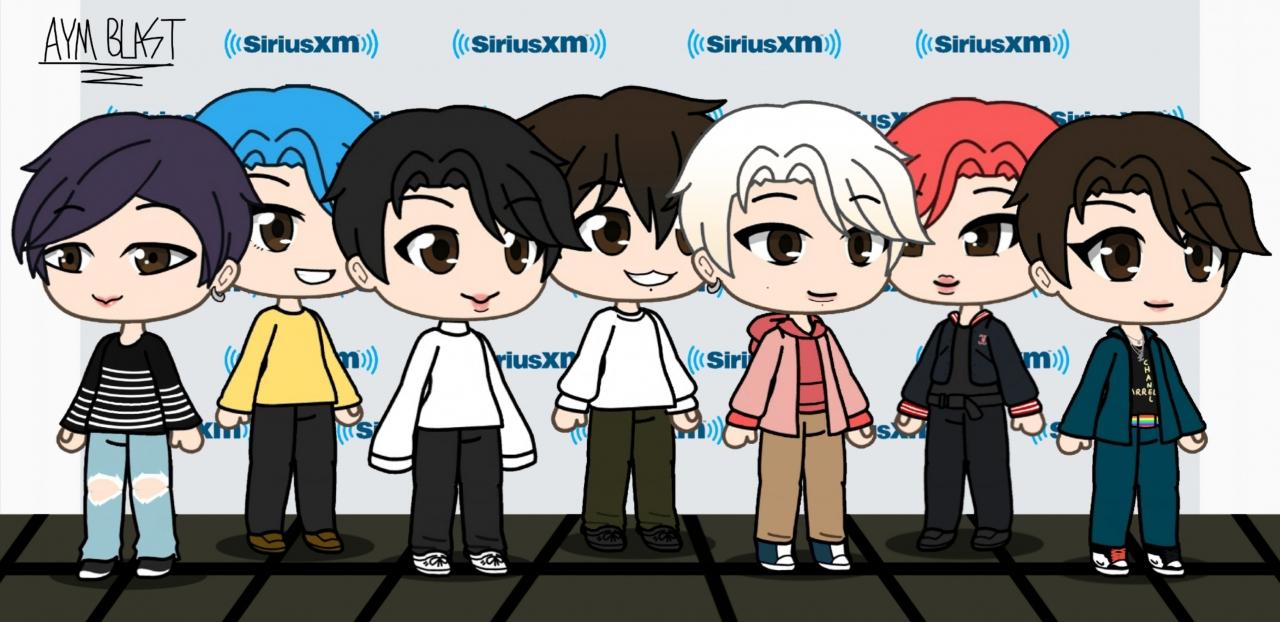 BTS at SiriusXM