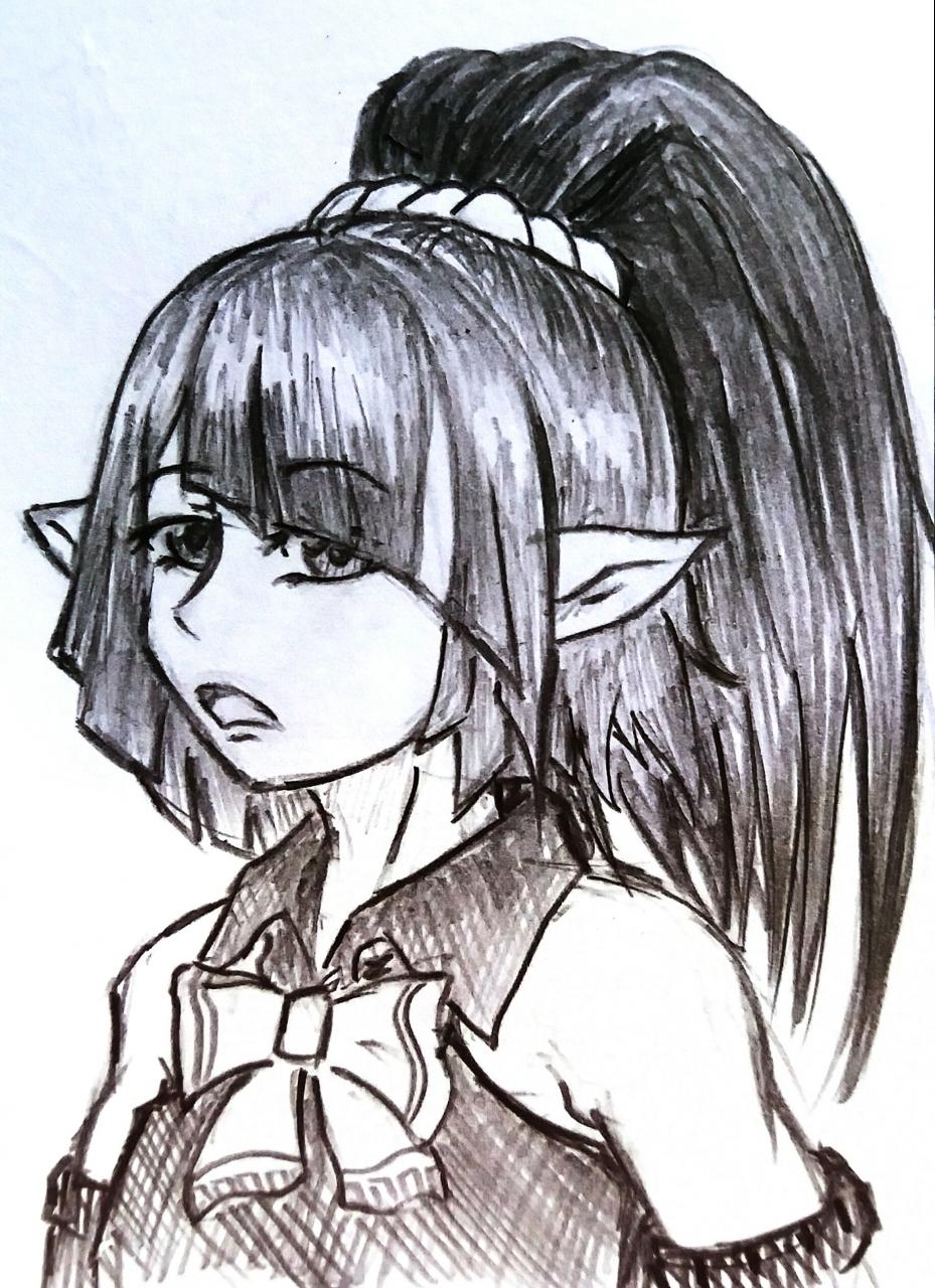 Alyria's OC