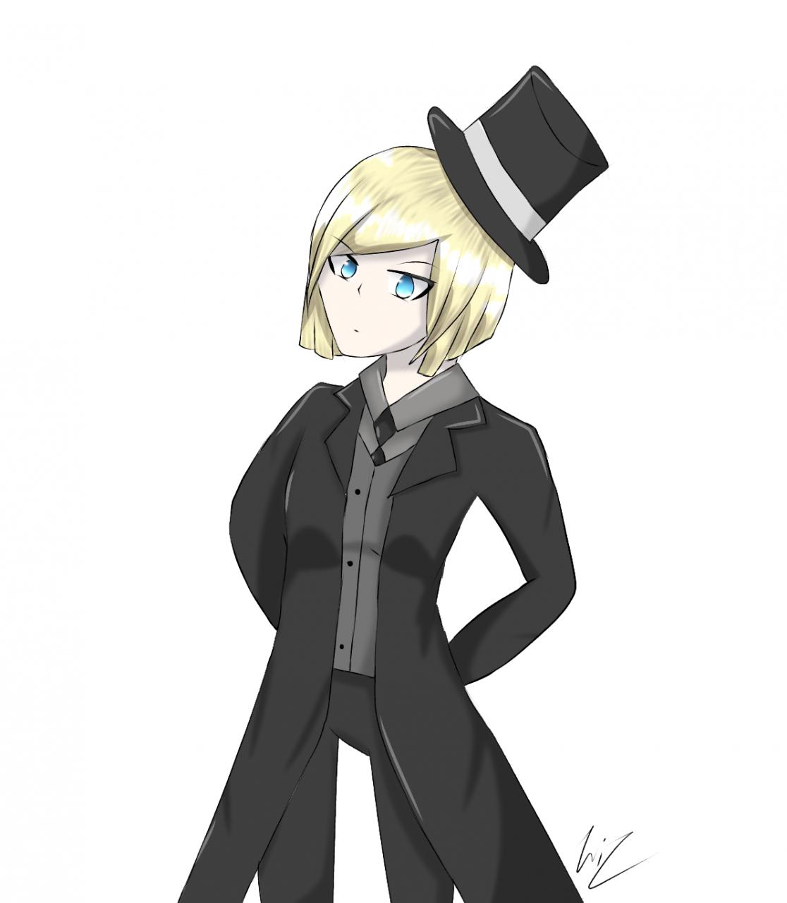 Celestite the Detective (I think)