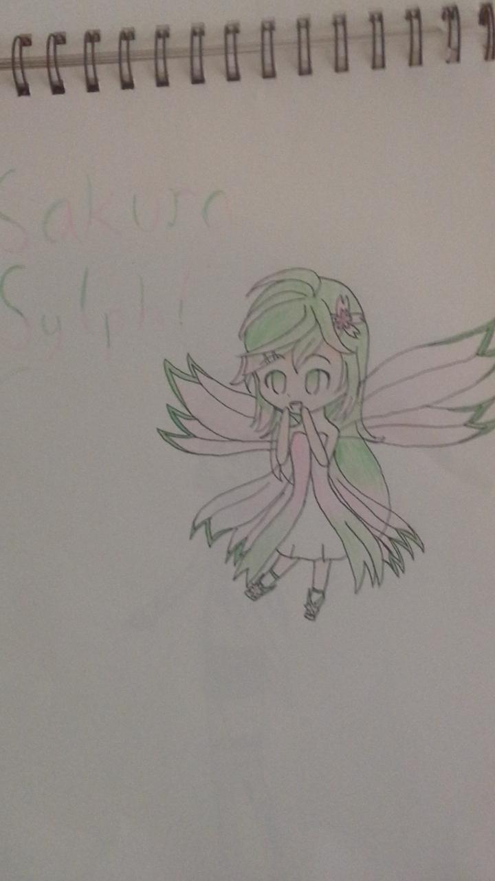 Sakura Sylph!