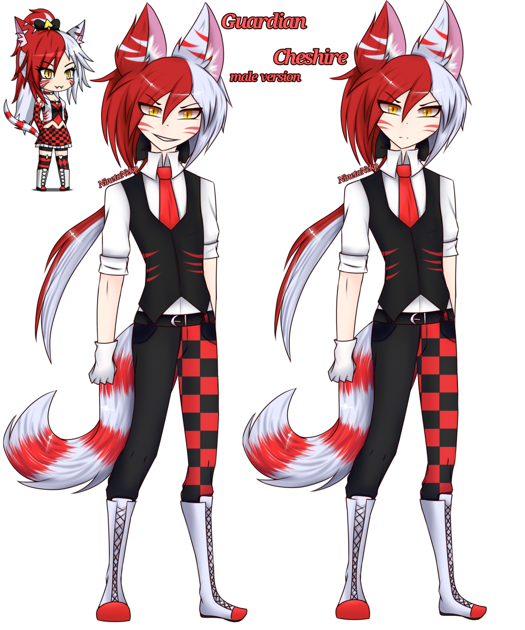 Guardian Cheshire gender bend