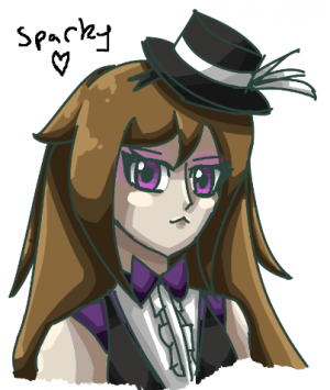 Sparky (Shared Canvas Sketch)