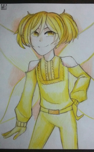 The Cute Yellow Fairy~